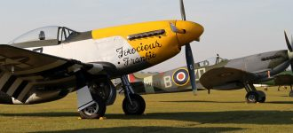 Public Airshows and Private Displays