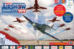 MH434 to participate at the Malta International Airshow