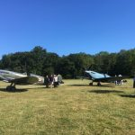 Sunny weekend at The Heveningham Hall Country Fair